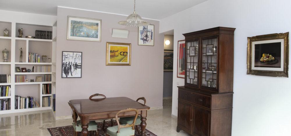 Via Dandolo, Appartamento