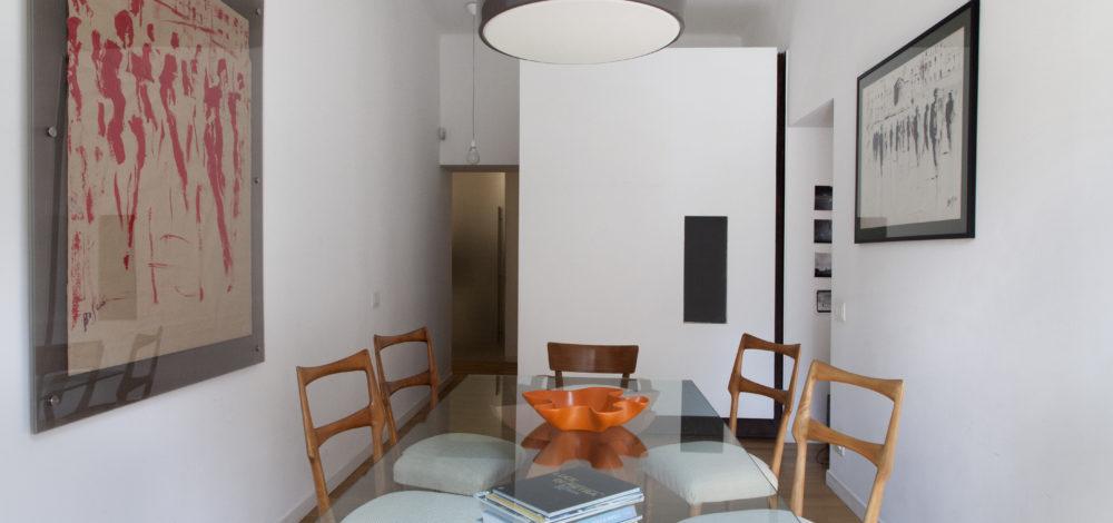 Studio Saponetti, Via Tittoni, Ristrutturazione