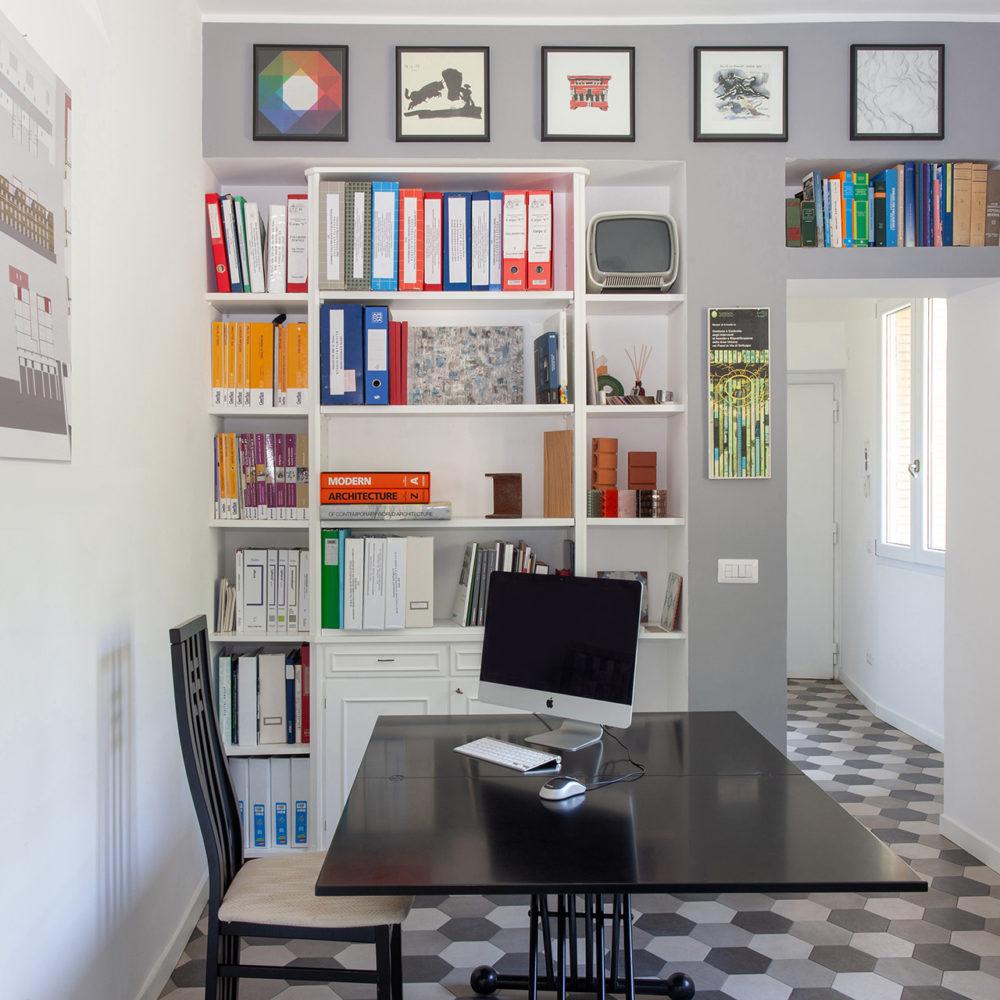 Home studio saponetti roma architettura design for Interior design studio roma