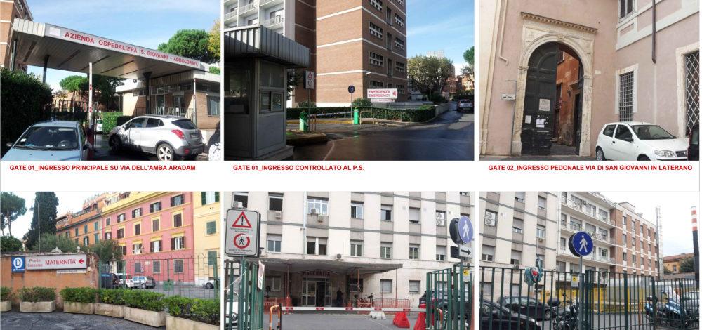 Ambito Ospedaliero S.Giovanni Roma