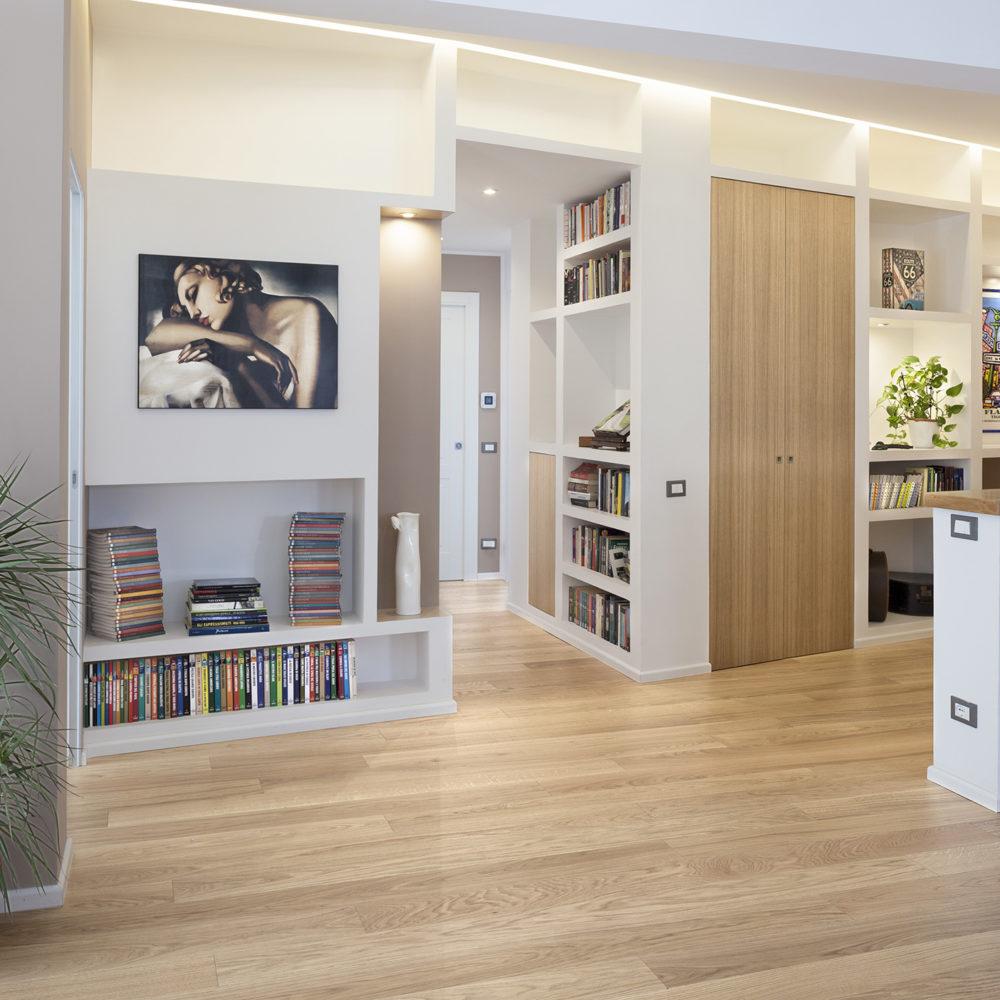 Home studio saponetti roma architettura design for Design interni roma
