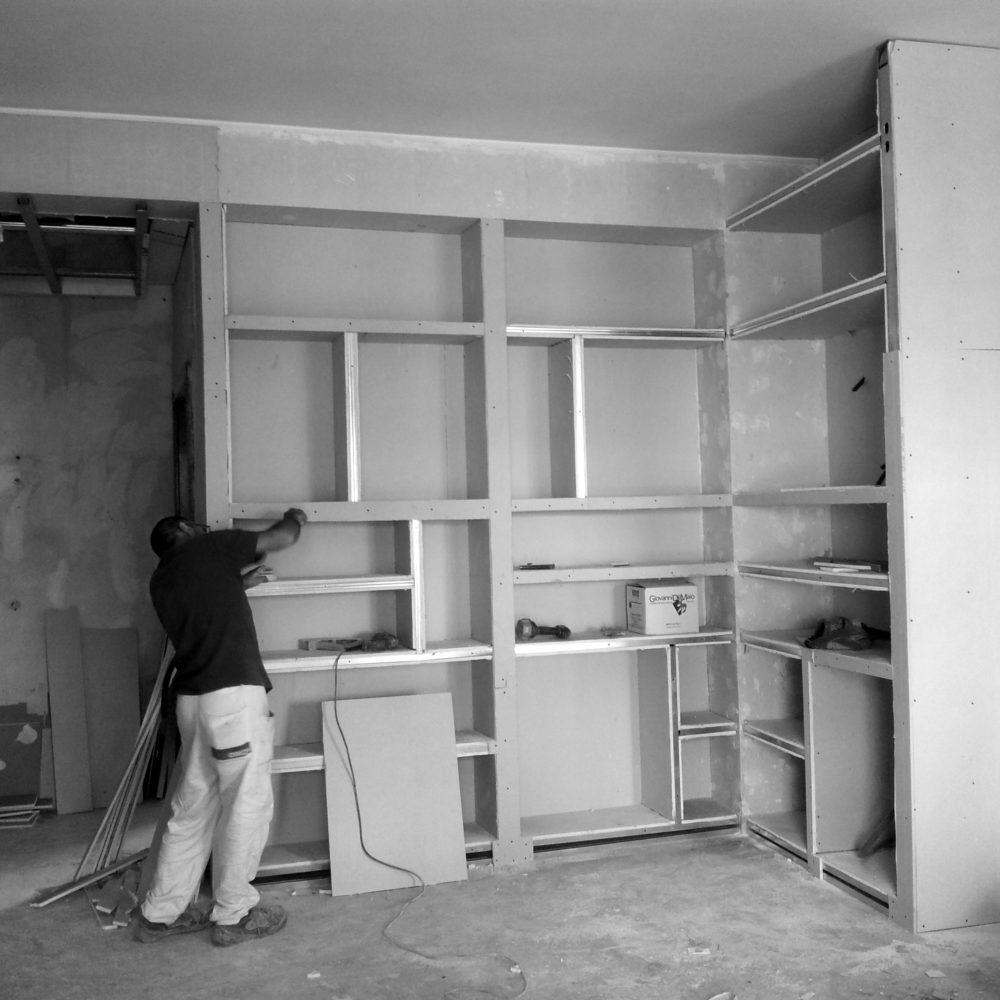 Appartamento di lusso a Trastevere: racconto dal cantiere ...